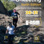 flyer GCOM 2020 orienteering in Canary Island